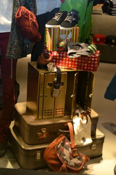 Glanzer Window Design, Suitcase, Sparkle, Briefcase