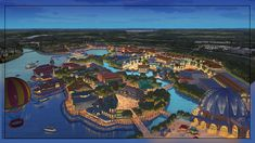 All+in+the+Details:+Imagineers+Unveil+the+Storyline+of+Disney+Springs