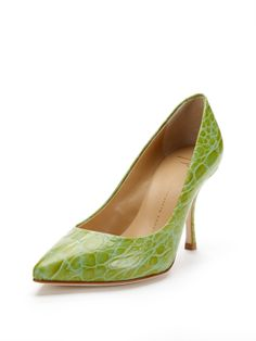 Pointed-Toe High Pump by Giuseppe Zanotti at Gilt