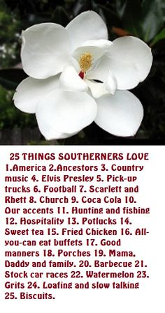 Gotta love the South!