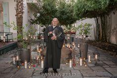 New Orleans Weddings: A Few Photos of Chaplain Jerry Schwehm by Pamela Reed Photography, http://www.artsyphotographer.com/