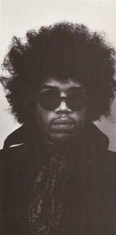 Jimi Hendrix 1960s-5-profile-jimi-hendrix  by wiki.  Defined the music of his…