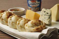 Receta Empanadas cuatro quesos de Casancrem