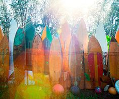 Cool Surfboard collection