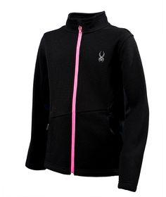 GIRL'S ENDURE FULL ZIP   Core Sweater   Spyder