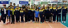 Cinquew News: Campionato di serie B di badminton, la piccola Pao...