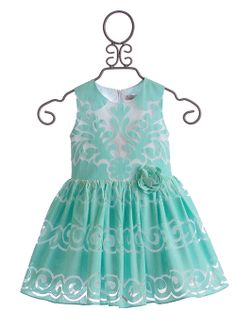 Halabaloo Mint Lace Dress $89.00
