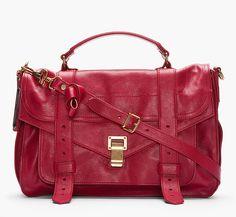 Proenza Schouler Messenger Bag: Still a fantastic choice