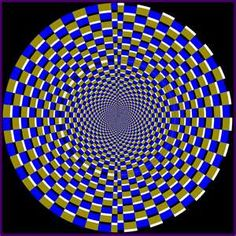 Optical Illusions - An optical illusion which is also called a visual illusion can be described as perception of the images differently than they actually are. Optical Illusions Pictures, Eye Illusions, Illusion Pictures, Awesome Illusions, Op Art, Optical Illusion Wallpaper, Illusion Kunst, Psychedelic Art, Art Plastique