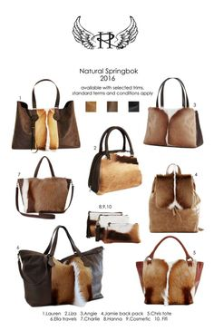 Springbok Leather Handbags | Exotic Leather Bags |