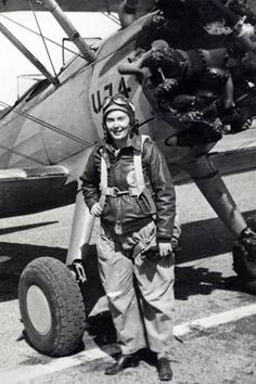 Mary Jean Sturdevant worked as a ground-school instructor at 21 and taught thousands of men to fly as a member of the Women Airforce Service Pilots (WASP) in World War II.