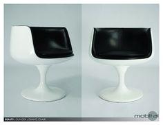 Beauty Swivel Chair by Mobital