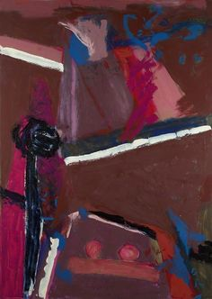 Judith Godwin, Madera, 1982, Berry Campbell Gallery