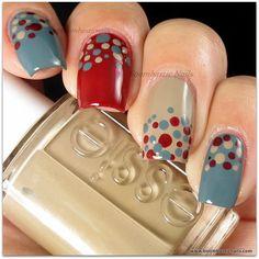 Vicky from Boombastic Nails #nail #nails #nailart