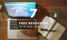 8 Free Resources for the digital designer
