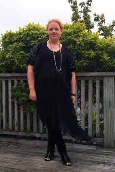 Mama's Style ~ My Style 6th December 2014 #aussiecurves #TS14+ #thewarehouse #farmers #black #stylehasnosize #plussize #ootd #ootdplus #plussizefashion #curvy #curvystyle #curvyootd #styleblogger #fashion #fatshion