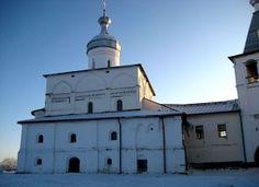 Conjunto do mosteiro de Ferapontov