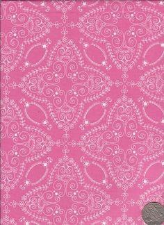 "Lace White/Pink  ""Flower Child"" designed by Rosalie Dekker. (Quinlan)"