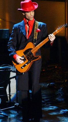 Prince - Rock and Roll Hall of Fame 2004