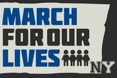 NYC contingentof students, teachers, andconcerned citizens for the March For Our Lives on March 24, since not everyonecan make it to DC. We will be having inspiring speakers, special events, and special guests. After speaking with allies who helped organize the Women's March in NY, we've dete...
