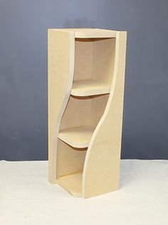 How to Build a Twisted Shelf | The Home Depot Community
