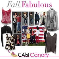 The CAbi Fall '12 season is just underway, but already there's some crowd-pleasing fan favorites that have emerged! Check out which items made the Fall Fabulous hot list!