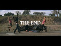 Best ending of a film EVER. Death Proof, 2007.