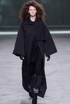 Jamily for Rick Owens - Paris Fashion Week Autumn/Winter 2014