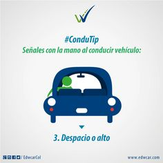 Señales con la mano al conducir vehículo. Road Traffic Safety, Hands, Tips