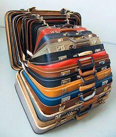 Tanti #viaggi in una Matrioska di valigie