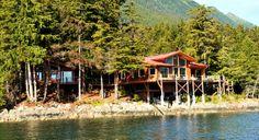 Bart Island & Mainland Home - Alaska, United States