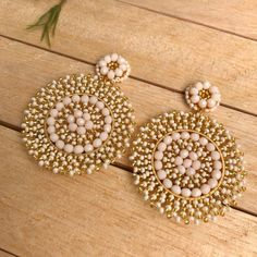 Seed Bead Earrings, Beaded Earrings, Beaded Bracelets, Seed Beads, Bead Jewellery, Beaded Jewelry, Fashion Earrings, Fashion Jewelry, Necklaces