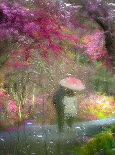 """colorel11: """" rainy walk from """""""