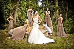 Just the right amount of casual and posed. We love this photo by Candice Jones Photography. Click the link for more details on how to book Candice to capture photos of your big day. Wedding Photography And Videography, Wedding Photography Inspiration, Wedding Inspiration, Capture Photo, Bridesmaid Dresses, Wedding Dresses, Bridesmaids, Nashville Wedding, Best Photographers