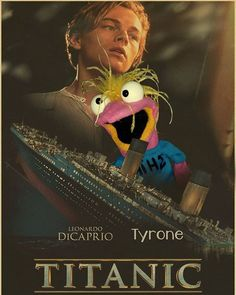 """Tyrone will always love you. StillPointe Theatre presents """"Hand to God."""" Written by Robert Askins and directed by Courtney Proctor. Running March 2nd - 16th. Get your tickets now ;-) #ParadisoPuppets #StillPointe #HandToGod #puppets #puppet #puppetry #Tyrone #Titanic #leonardodicaprio"""
