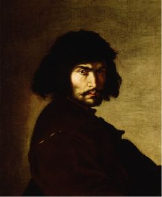 Self-Portrait by Salvator Rosa