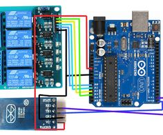 Home automation with arduino, buttons ,LCD ,EEPROM AND Smart Phone