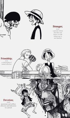 Stranger: a man you don& know or . Zoro One Piece, One Piece Comic, One Piece Ship, One Piece Anime, One Piece Fanart, One Piece Quotes, Film Manga, One Piece Tattoos, Steven Universe