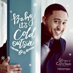 Come inside and snuggle 🤗 Baby Daddy Cast, Tahj Mowry, 25 Days Of Christmas, Everything Baby, Snuggles, It Cast, Cover, Slipcovers, Blankets