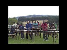 Amazing Zimbabwe Marimba Band