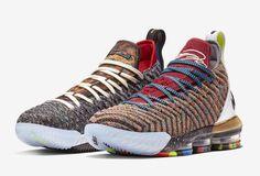 233f7dfdfda nike lebron 16 what the lebron james fresh bred nike basketball footwear  2018