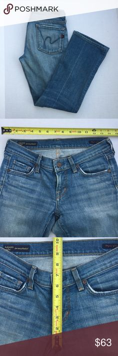Citizen of Humanity Kelly Bootcut Jean Citizen of Humanity Kelly Bootcut Jean - EUC Citizens of Humanity Jeans Boot Cut