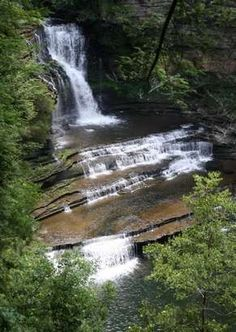 Tennessees Cummins Falls, with its 75-foot cascading water and massive swimming hole, is being saved for public use. The Tennessee Building Commission authorized its acquisition on Monday July 25, 2011.