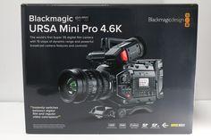 ✔ Blackmagic URSA Mini Pro 국내 최초 입고 최고 성능의 디지털 필름 카메라, Blackmagicdesign URSA Mini Pro입고! 4.6K의 영상 화질에 방송용 카메라 기능과 컨트롤이 통합된 전문가용 디지털 필름카메라!! 내장 ND 필터와 15 스탑 다이나믹 레인지를 지원하는 25.34mm x 14.25mm(슈퍼 35) 4.6K 센서를 사용해 완벽한 영상을 얻을 수 있습니다. 완벽한 균형을 이룬 콤펙트한 디자인의 Blackmagic URSA Mini Pro 지금 바로 에스엘알렌트에서 대여해보세요:)  Blackmagic URSA Mini Pro(EF Mount)  24 Hours 100,000원 / Halfday 80,000원  Blackmagic URSA Mini Pro(PL Mount)  24 Hours 100,000원 / Halfday 80,000원  #Blackmagic #BlackmagicURSAMiniPro #URSAMiniPro…
