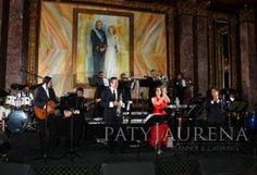 :: Paty Jaurena - Bienvenidos :: La mejor Orquesta !!!!! Los Internacionales!!!!