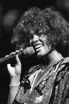 20+Stunning+Photos+of+Whitney+Houston+in+Her+Twenties+  - Cosmopolitan.com