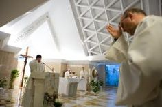 """Pope: No room for 'climbers' or 'commercial religion' in Kingdom of God -- The Gospel of the Good Shepherd in which Jesus describes Himself as """"the gate for the sheep"""" was the focus of Pope Francis' homily Monday morning."""