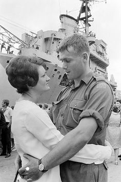 Australia and the Vietnam War | Royal Australian Navy (RAN) | Vung Tau Ferry. v@e.