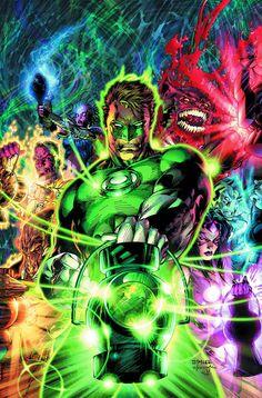 Green Lantern 75th Year Anniversary HC.