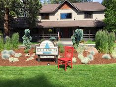 Blue Spruce Bed & Breakfast Sisters, OR June 16 - 22nd, 2015 - See more at: http://www.redchairtravels.com/june1.html#sthash.paS4Fc4d.dpuf